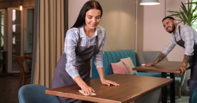 PURE® Hard Surface: Your Safe Commercial Disinfectant Solution