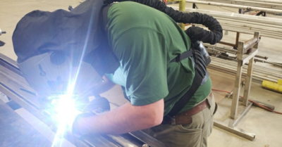 Whiting Systems, Inc. Opens New Welding Facility